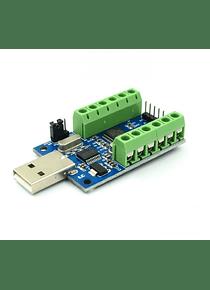 TARJETA DE DESARROLLO ARM STM32F103C8T6