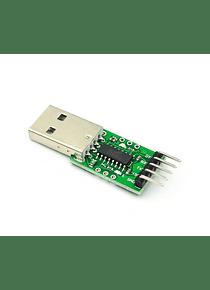 CONVERTIDOR DE USB A SERIAL HT42B534-1