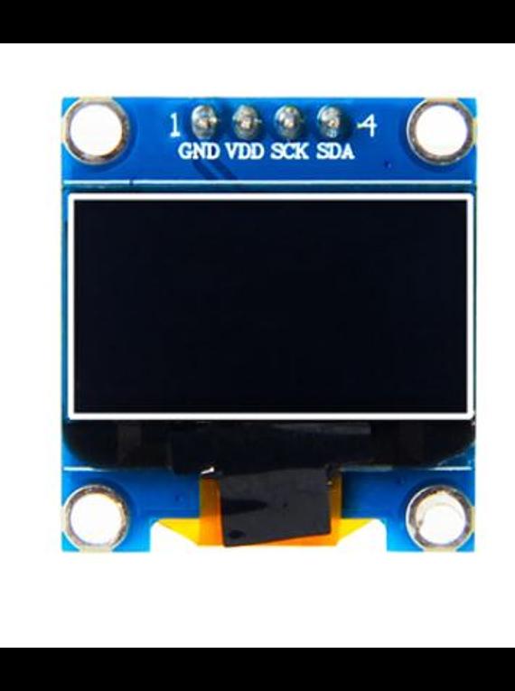 LCD OLED 128X64 0,96 PULGADAS