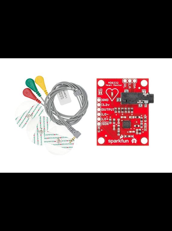 ELECTROCARDIOGRAFO ECG AD8232
