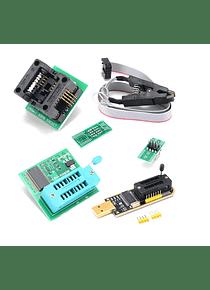 Kit Completo Programador Usb Flash Bios Ch341