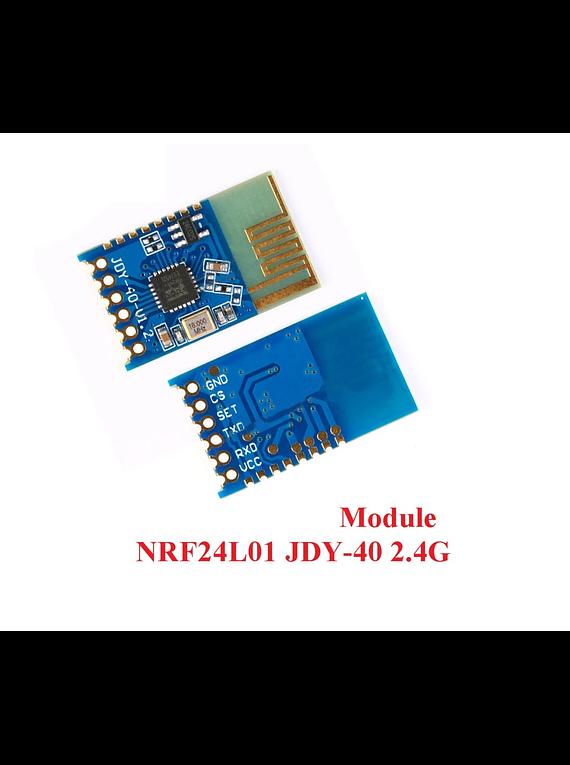 TRANSCEPTOR JDY-40 2.4GHz