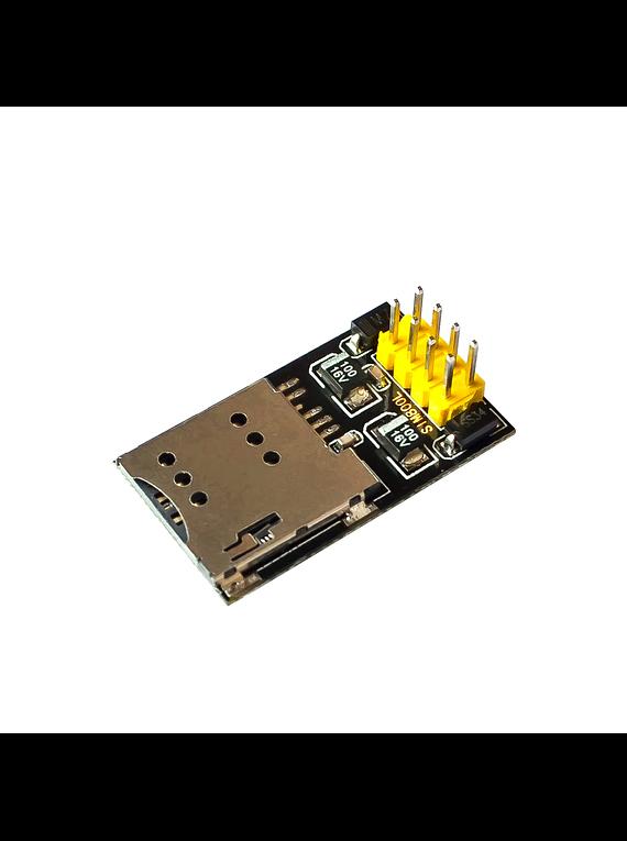 MODULO SIM800L PINES ESP8266