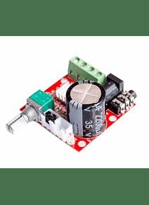 AMPLIFICADOR DUAL PAM8610 2X10W VARIABLE