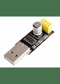 ADAPTADOR USB CH340 WIFI ESP8266