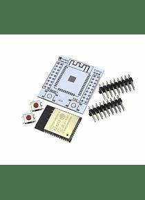 Modulo Wifi Y Bluetooth Esp32 Con Base