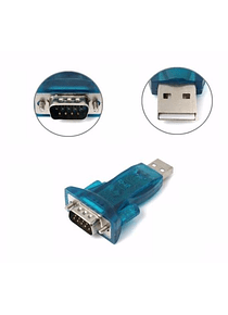 CONVERSOR USB 2.0 A RS232 DB9 CH340