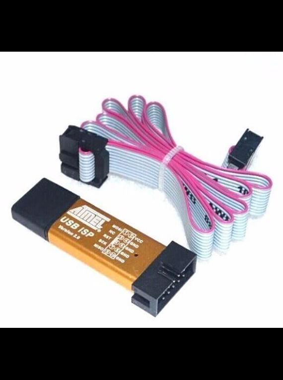 PROGRAMADOR USB ISP ASP