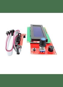 MODULO CONTROL LCD 2004 20X04 IMPRESORA 3D