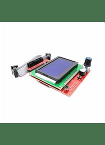 LCD 128x64 12864 CONTROL IMPRESORA 3D