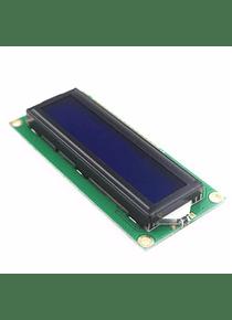 LCD 16X2 1602 BACK LIGHT AZUL