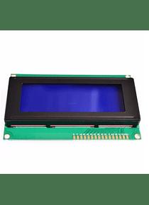 LCD 2004 20X4 BACK LIGHT AZUL