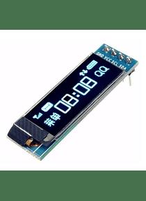 LCD OLED 0,91 PULGADAS 128X32
