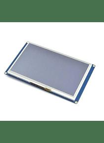 LCD TFT TOUCH 7 PULGADAS NEXTION