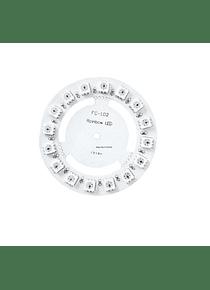 MODULO LED RGB WS2812 16BITS BLANCO