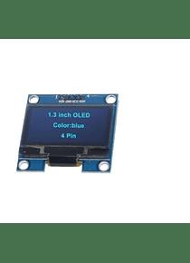 PANTALLA LCD OLED 1.3 SH1106 (128X64) ARDUINO