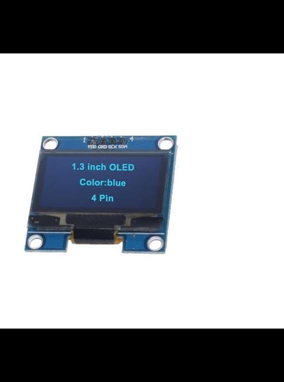 PANTALLA OLED 1.3 SH1106 128X64