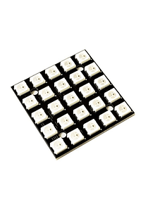 MATRIZ DE LED RGB WS2812 5X5