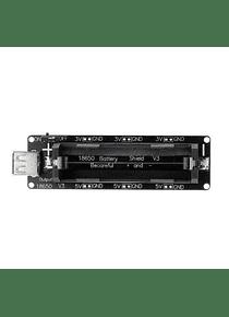 CARGADOR USB BATERIA 18650 V3