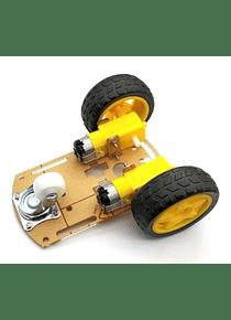 KIT CARRO ROBOTICO SMART CAR