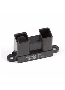 SENSOR DE DISTANCIA SHARP GP2Y0A02YK0F 20 A 150 CM