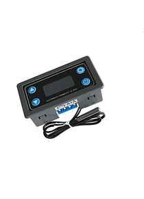 TERMOSTATO XY-WT01 DE 50 A 110 GRADOS CENTIGRADOS CON LCD