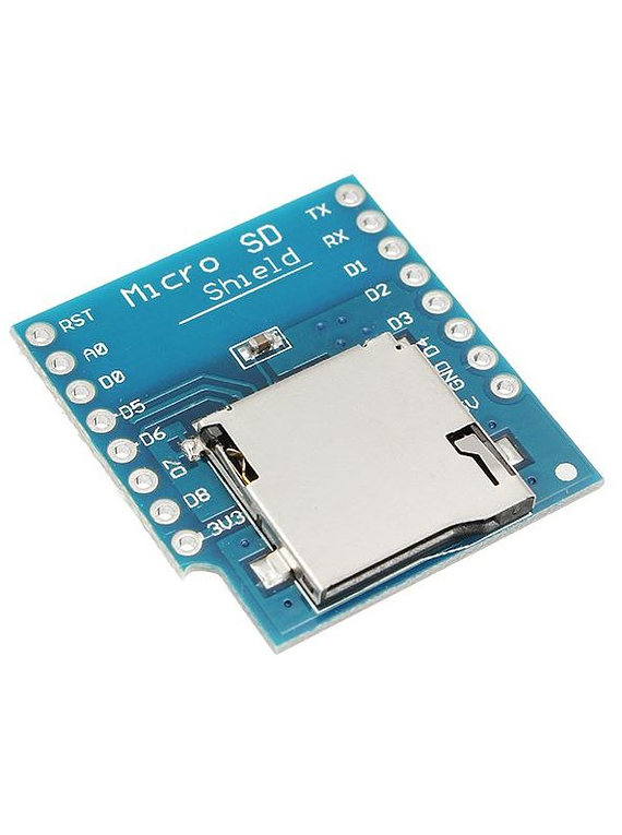 SHIELD MICRO SD D1 MINI