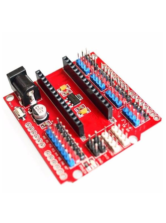 SHIELD DE EXPANSION ARDUINO NANO