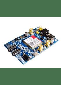 MODULO SIM808 CON ANTENA GSM Y GPS
