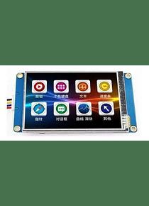 LCD TFT TOUCH 3.2 PULGADAS NEXTION