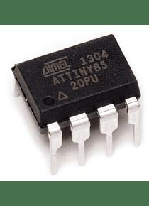 MICROCONTROLADOR ATTINY85-20PU