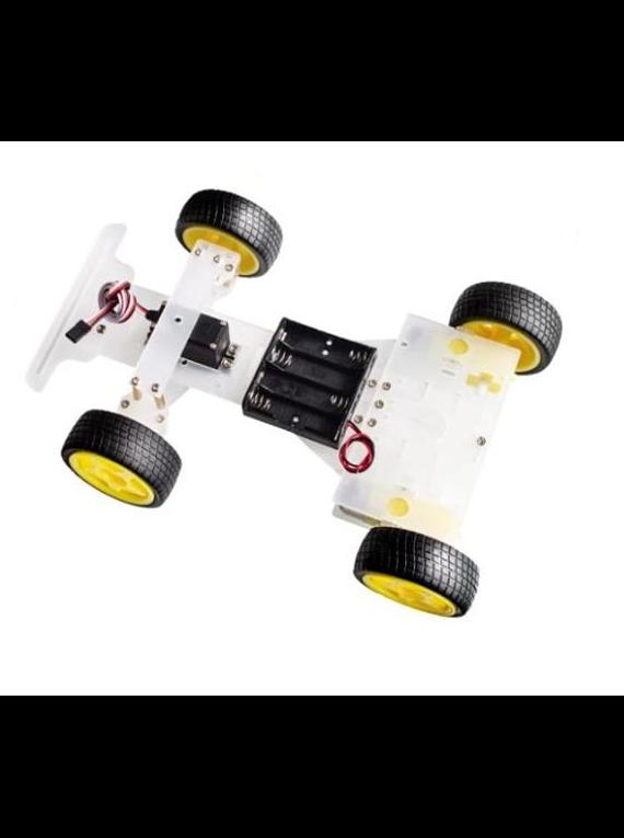 CHASIS SMART CAR ROBOT VELOCISTA