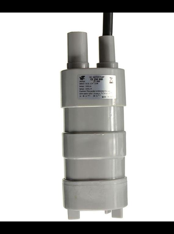BOMBA DE AGUA SUMERGIBLE 12VDC 14L/MIN