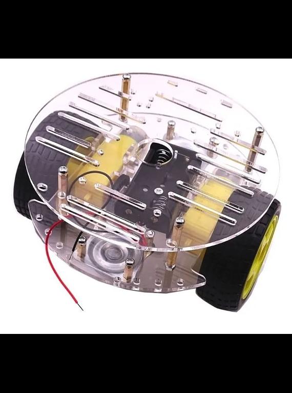 CHASIS SMART CAR CIRCULAR