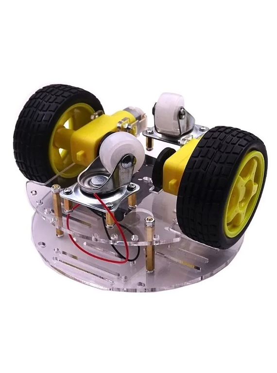 SMART CAR CIRCULAR (CHASIS)
