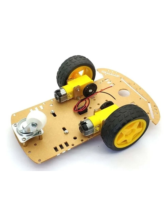 CARRO ROBOTICO SMART CAR V2
