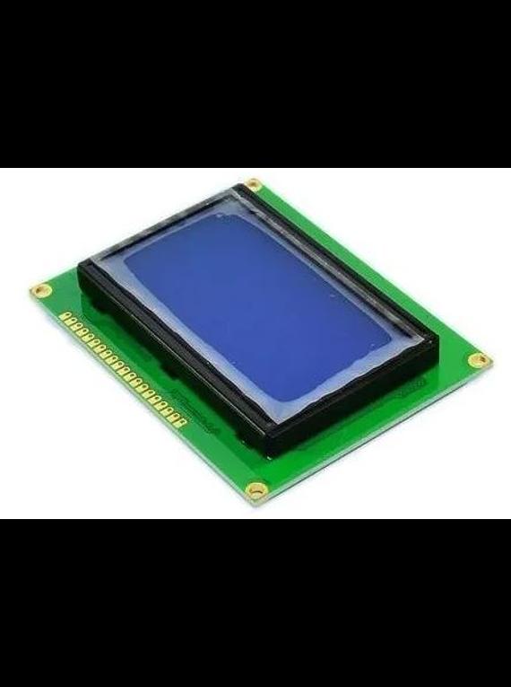LCD 12864 128X64 BACK LIGHT AZUL