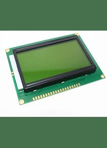 LCD 12864 128X64 BACK LIGHT VERDE