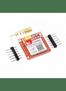 MODULO GSM GPRS SIM800L CON ANTENA METALICA