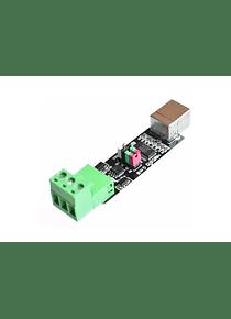 CONVERSOR USB 2.0 RS485 TTL SERIAL FT232RL