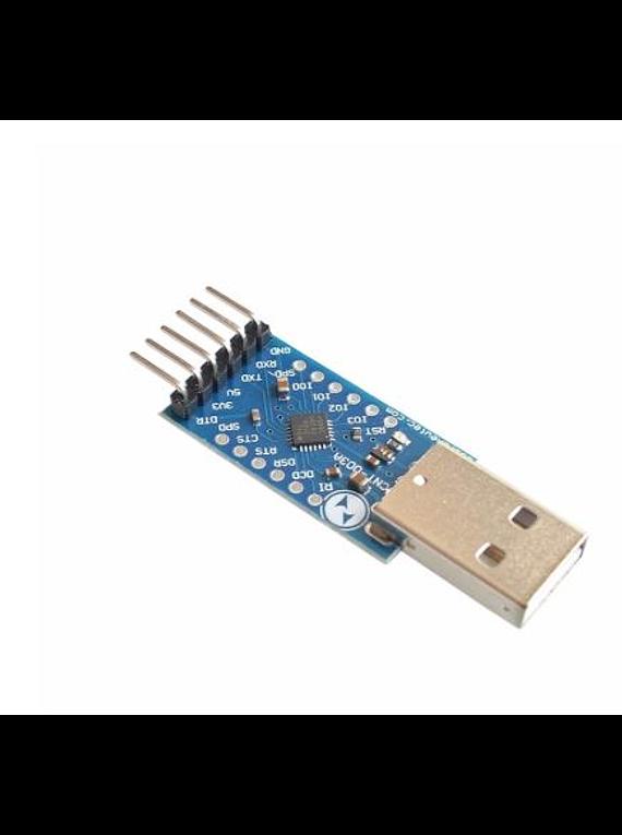 CONVERSOR USB A SERIAL CP2104