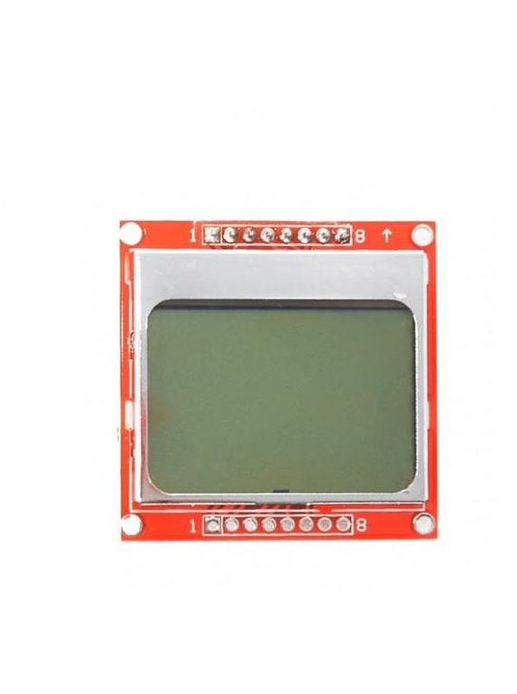 DISPLAY LCD NOKIA 5110 GRÁFICO 84X48