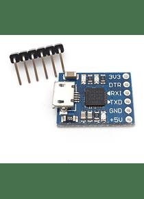 CONVERTIDOR USB A SERIAL CP2102 MICRO USB