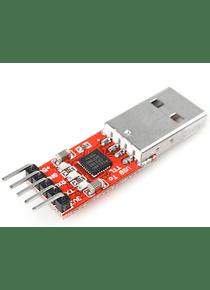 CONVERSOR USB A SERIAL RS232 UART TTL CP2102
