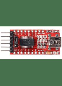 CONVERSOR MINI USB A TTL FTDI FT232RL
