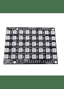 MATRIZ LED RGB WS2812 5X8