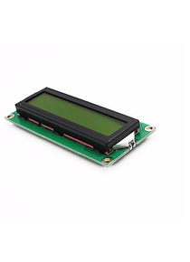 LCD 16X2 1602 BACK LIGHT VERDE