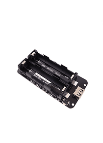 CARGADOR 2 BATERIAS 18650 USB
