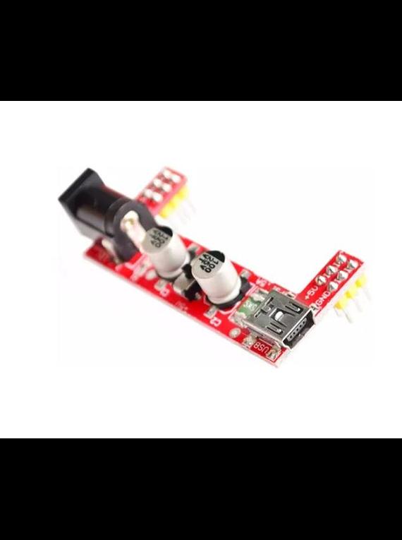 FUENTE DE PROTOBOARD AMS1117 3.3V 5V MINI USB