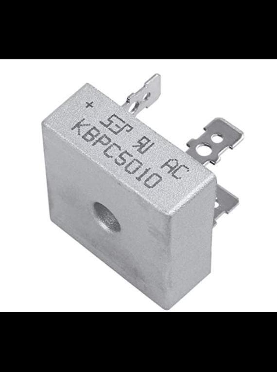 DIODO KBPC5010 50A 1000V